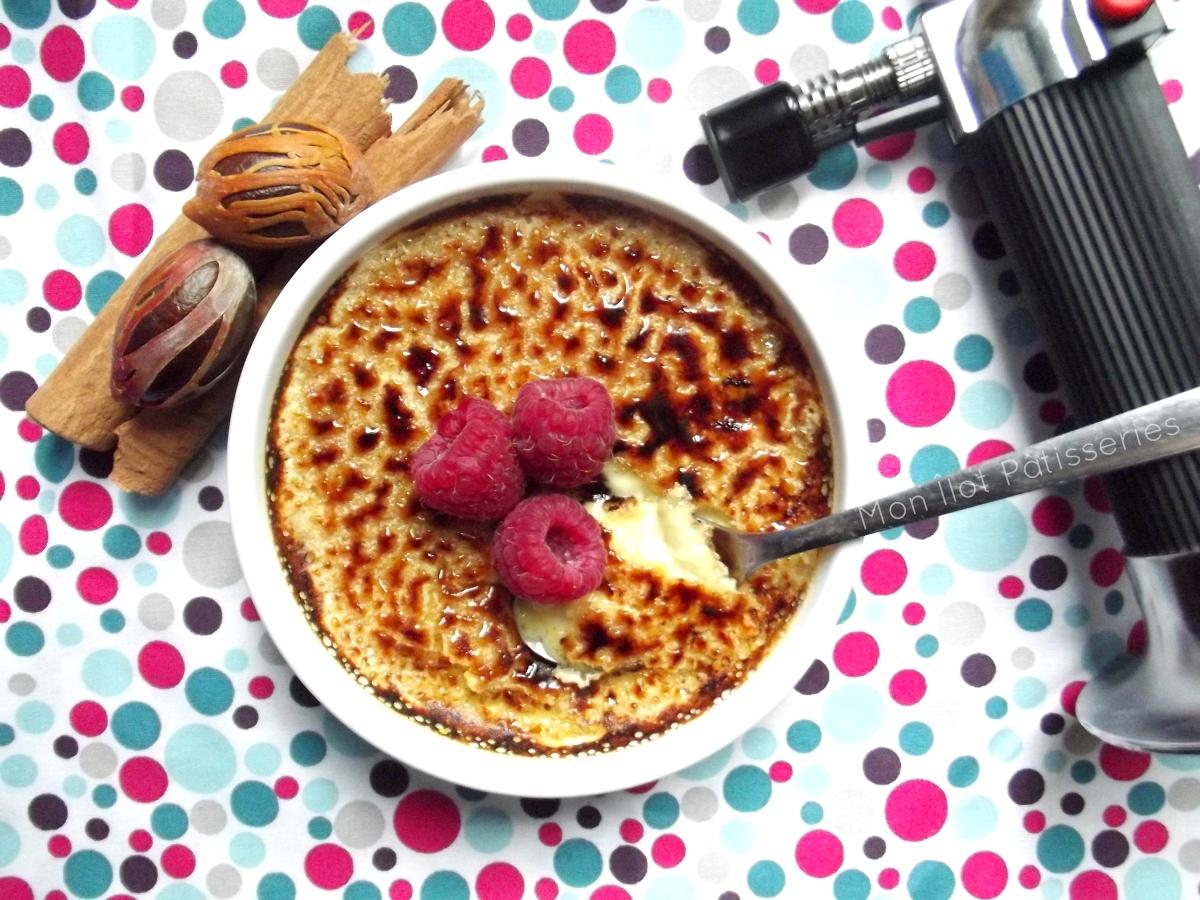 «Mon amour de bistrot» : La Crème brûlée